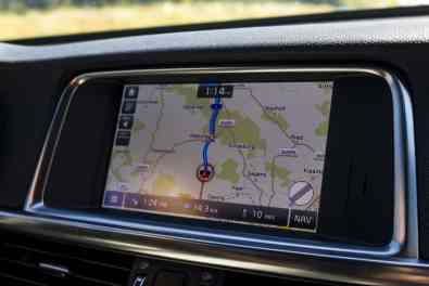 Kia Optima Sportswagon Navigation