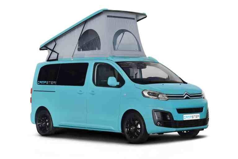 Pössl stellt alltagstauglichen Campingbus in Düsseldorf vor