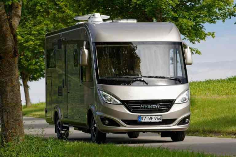 Duomobil von Hymer bleibt unter 3,5 Tonnen