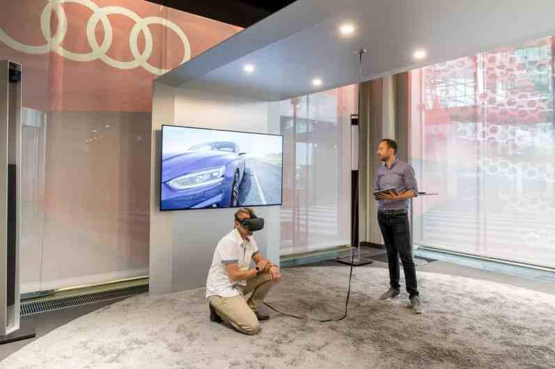Audi Virtual Konfigurator