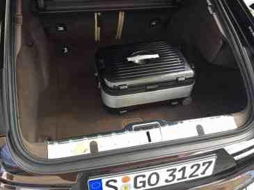 Porsche Panamera Kofferraum