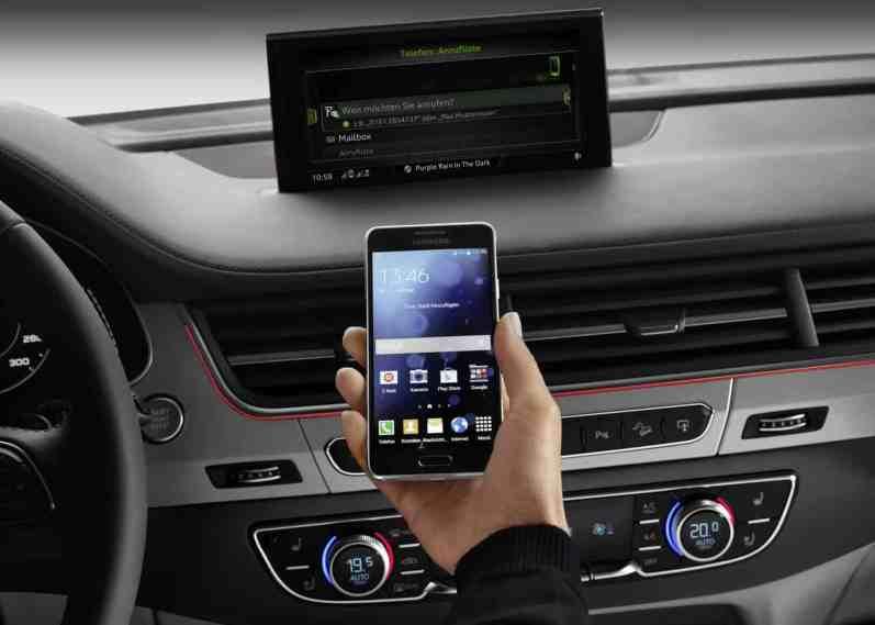 Audi Connect App