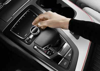 Audi MMI Touch