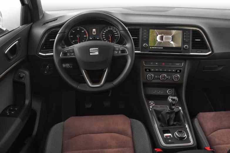 Seat Ateca Lenkrad