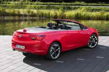 Für den nächsten Sommer: Opel Cascada Supreme