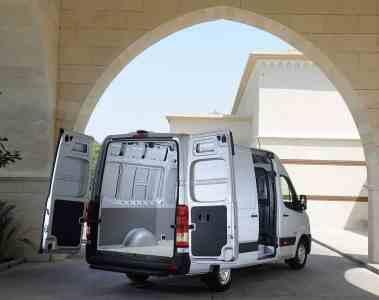 Der Hyundai H350 für Gewerbetreibende mit Garantie-Bewußtsein