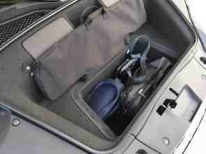 Audi R8 Spyder Kofferrraum