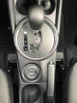 Mitsubishi ASX Schaltknauf / www.der-autotester.de