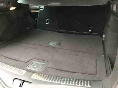 Renault Megane Grandtour Unterflurfach im Ladeboden