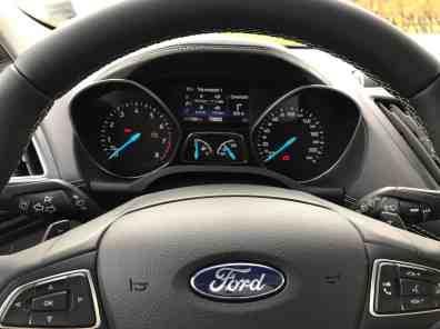 Ford Kuga Vignale Lenkrad