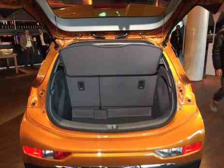 Opel Ampera-e Kofferraum