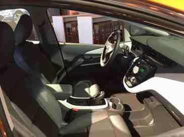 Opel Ampera-e Cockpit
