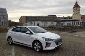 Hyundai-Elektrofahrzeuge geben Warnton ab