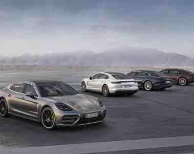 Porsche Panamera: Neuer Basisbenziner und Langversion