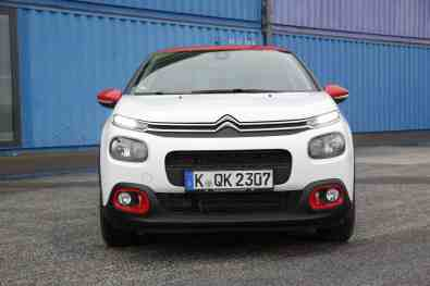 Citroën C3 Front