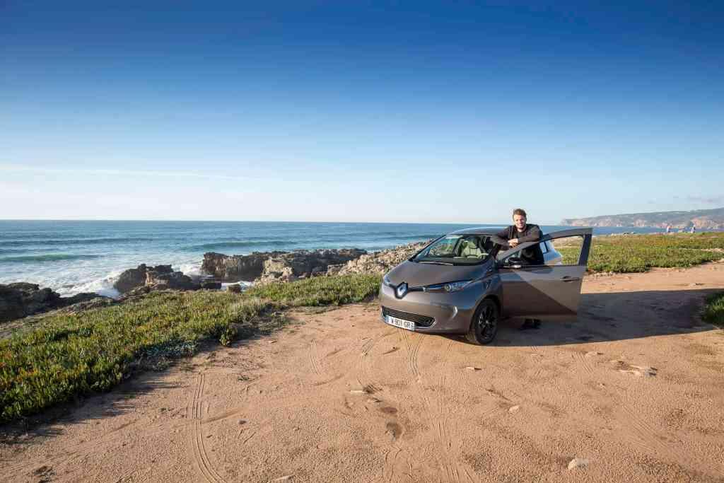Renault ZOE - Nun mit 400 Kilometer Norm-Reichweite