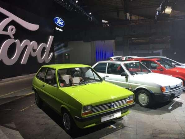 Ford Fiesta Vorgängermodelle
