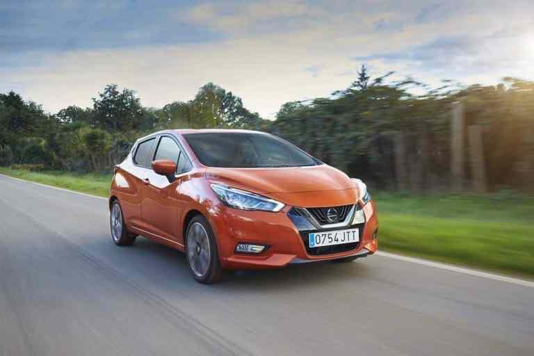 Nissan Micra startet ab 12.990 Euro