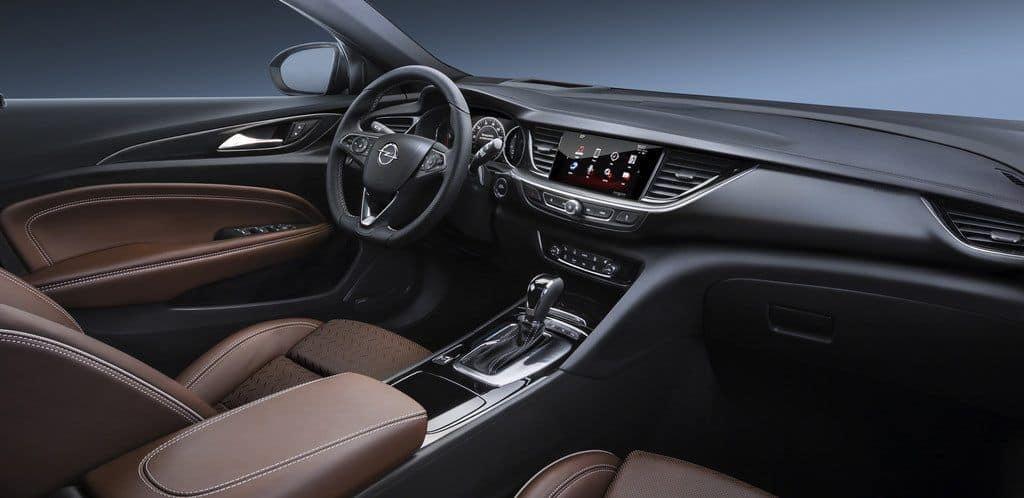 Opel Insignia Grand Sport Innenraum