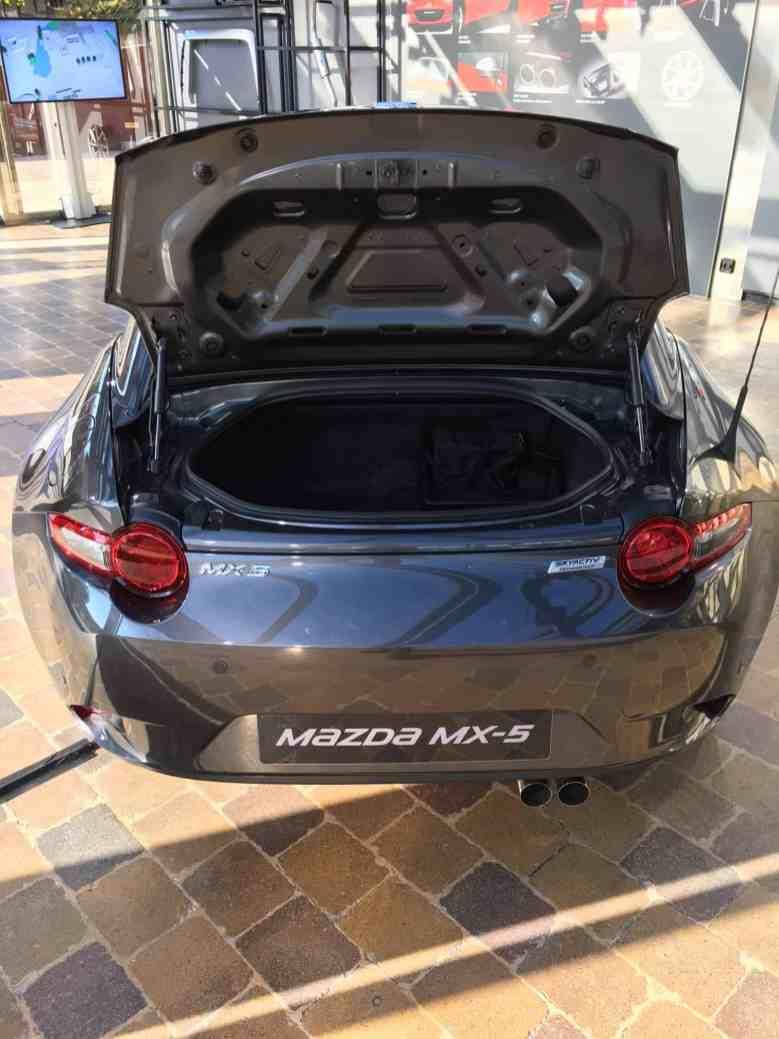 Mazda MX-5 RF Kofferrau