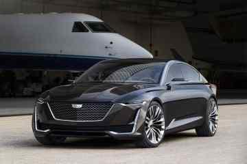 Cadillac zeigt das Escala Concept in Genf