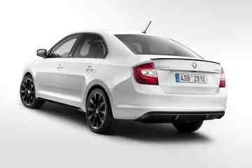 Škoda zeigt in Genf aufgewerteten Škoda Rapid und Rapid Spaceback