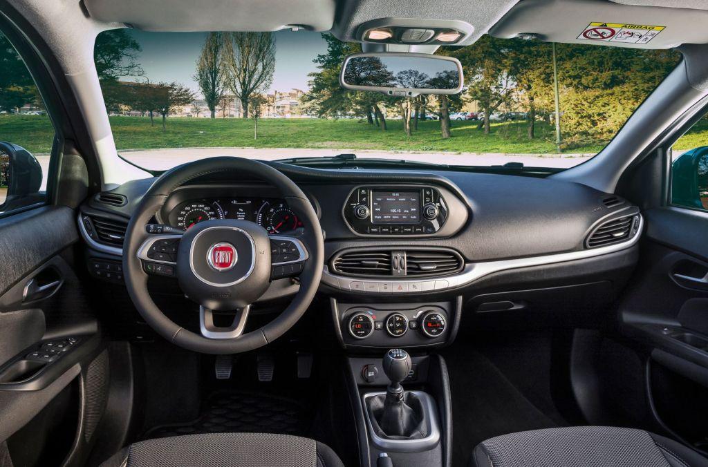 Fiat Tipo Fünftürer: Solider Kompakter
