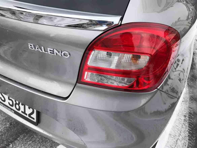 Suzuki Baleno - Kleinwagen mit großem Raumangebot und umfangreicher Ausstattung