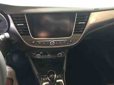 Opel Crossland X Display