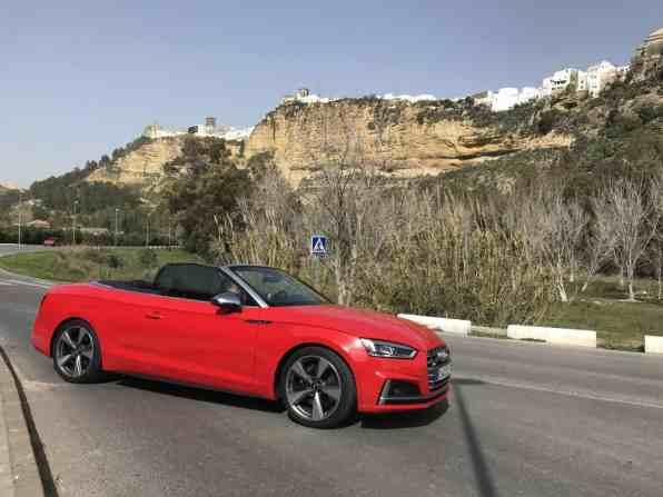 Audi S5 Cabrio Felge