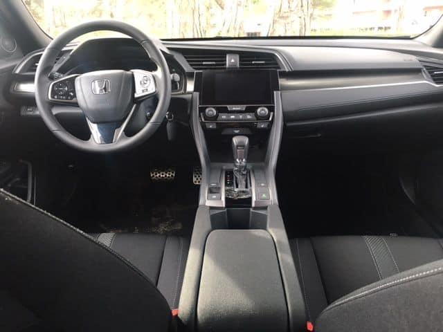 Honda Civic Cockpit