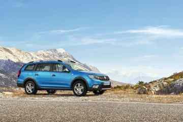Genf 2017: Dacia bringt nun auch den Kombi als Stepway