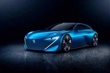 Genf 2017: Peugeot zeigt autonomen Instinct Concept