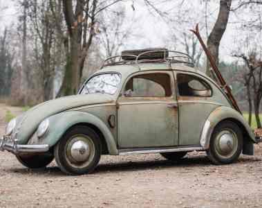 Heiligs Blechle: Der Preis für alte VW steigt und steigt und steigt und...