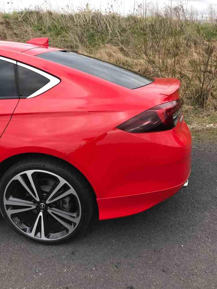 Opel Insignia Grand Sport 2.0 DIT 4x4 Heck