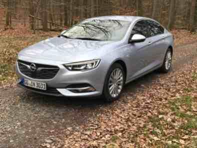 Opel Insignia Grand Sport 2.0 Liter Diesel