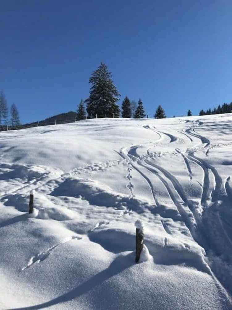 Winter in Leogang