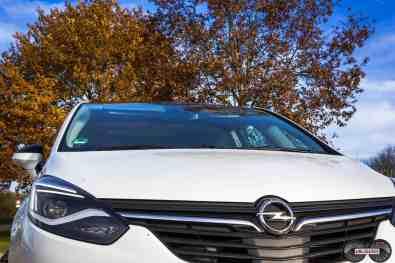 Opel Zafira LED Licht