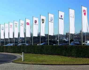Volkswagen hält trotz Dieselaffäre Kurs