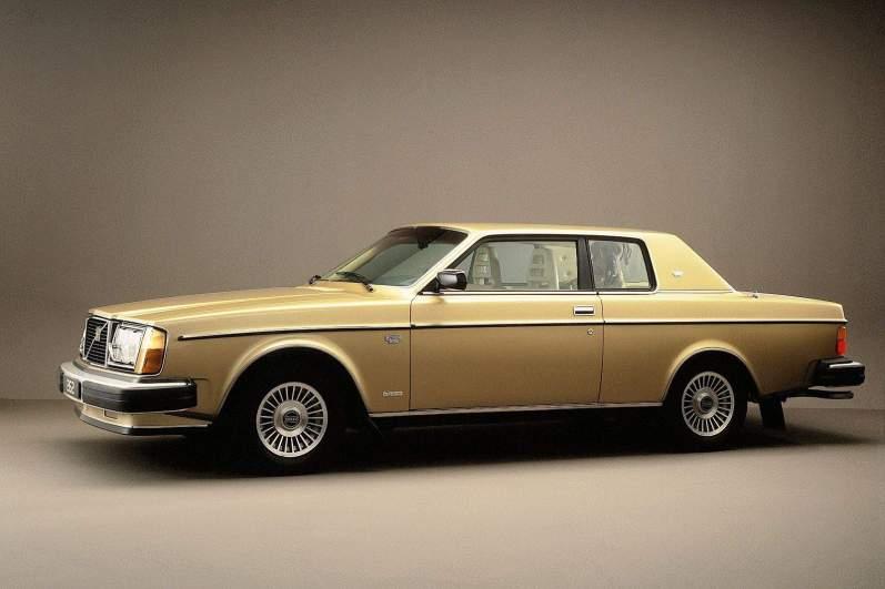 Der 262C aus dem Jahr 1977 ist das Ergebnis einer Kooperation zwischen Volvo und der Karosserieschmiede Bertone.