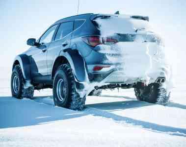 Hyundai als Pionier in der Antarktis