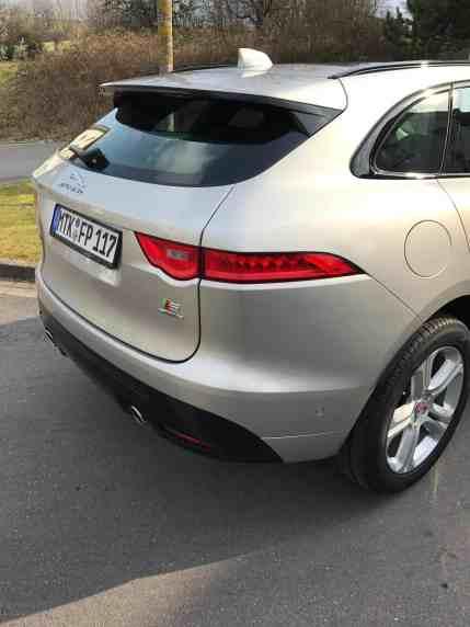 Jaguar F-Pace Rückleuchte