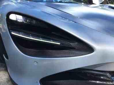 McLaren 720S Luxury Frontscheinwerfer