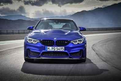BMW M4 CS Front