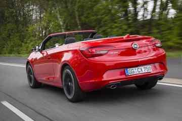 Opel schmückt sein Cabrio Cascada mit einem Supreme-Paket