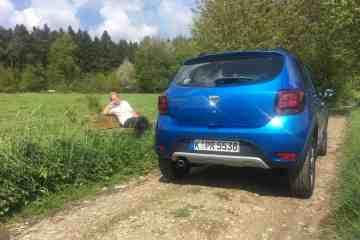 Dacia reichen als LPG-Varianten bis zu 1000 Kilometer weit