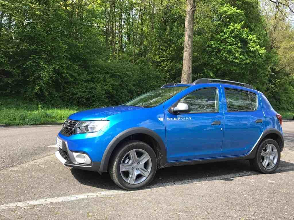 Dacia Sandero Stepway - Der billige Kleinwagen für Freiheit und Abenteuer