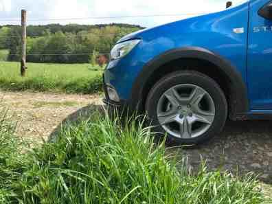 Dacia Sandero Stepway Felge
