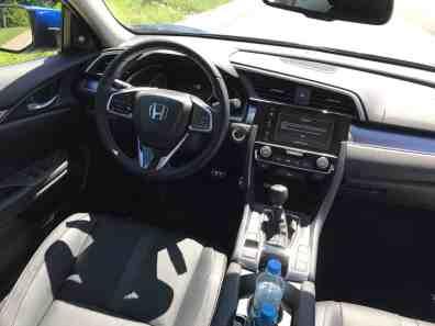 Honda Civic Limousine