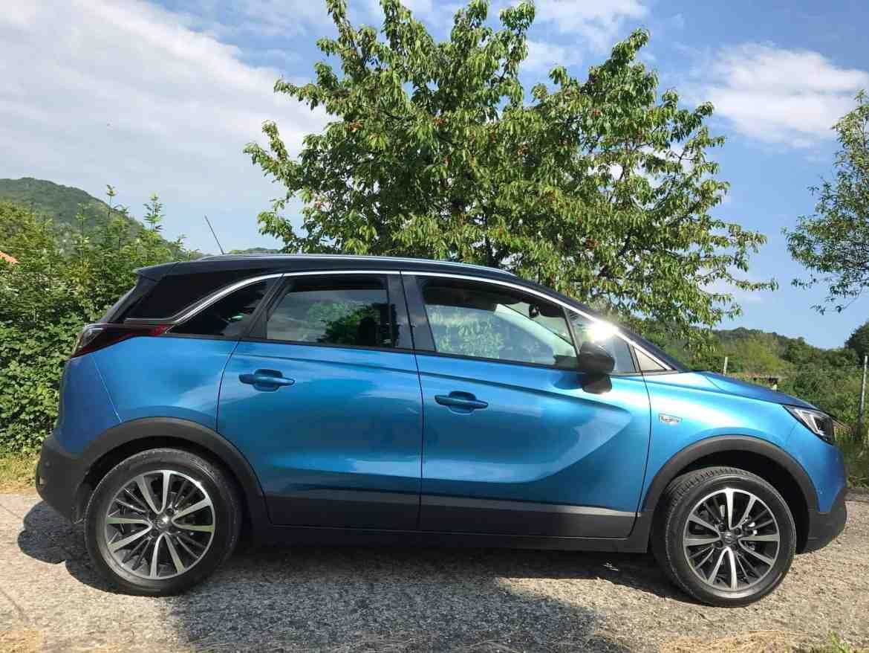 Mit den X-Modellen schafft es Opel auf Platz 1 bei den SUV